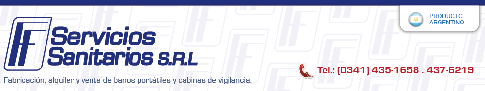 FF Servicios Sanitarios SRL