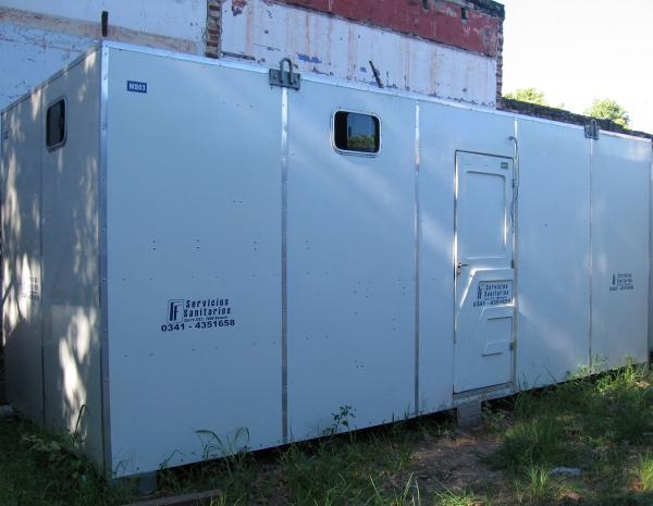 Cabinas De Baño Portatiles:Alquiler y Venta de Baños Quimicos Portatiles, Cabinas de Vigilancia