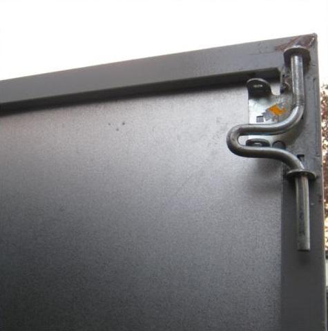 Alquiler y venta de ba os quimicos portatiles cabinas de - Cerrojos para puertas de aluminio ...